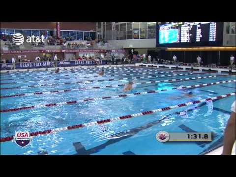 Men's 200m Breaststroke B Final - 2012 Columbus Grand Prix