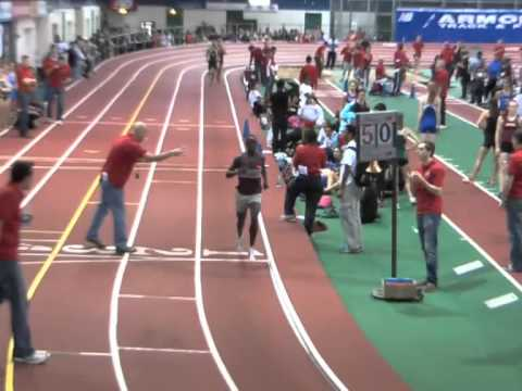 Edward Cheserek  8:43.16 two-mile Molloy Stanner Games