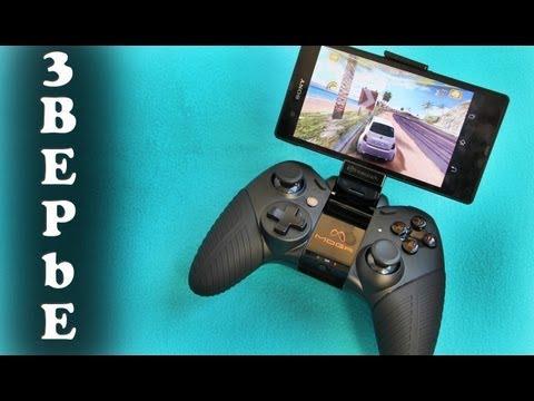 MOGA Pro — Геймпад для Android