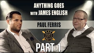 Paul ferris Ex Gangland Enforcer Paul tells all about his life of crime