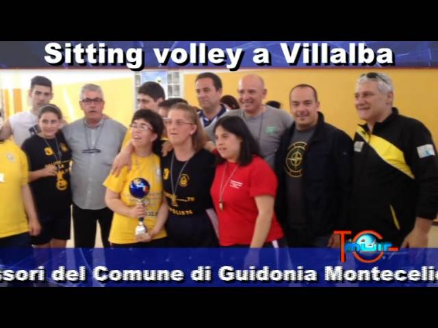 GUIDONIA Sitting Volley 12-05-13