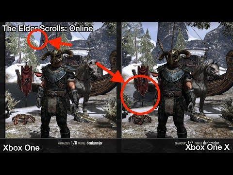 Обзор Xbox One X, часть 1 — игры!