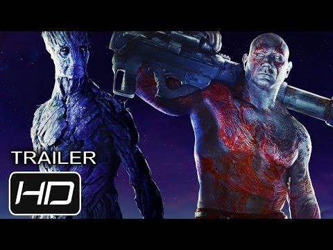 Guardianes de la Galaxia - Trailer #2 - Español Latino - HD