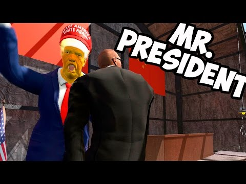 ТРАМП БЫЛ УБИТ |  Mr.President