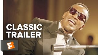 Ray 2004 Official Trailer Jamie Foxx Kerry Washington Movie Hd
