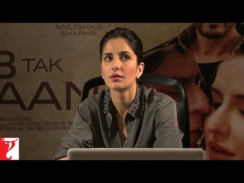 Live Video Chat With Katrina Kaif - Part 1 - Jab Tak Hai Jaan