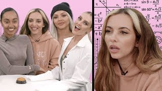 Little Mix vs 'The Most Impossible Little Mix Quiz' | PopBuzz Meets