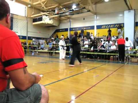 Chi Lin Dai Championship Open Hands Form.mp4