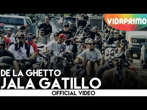 De La Ghetto - Jala Gatillo {Video Official}