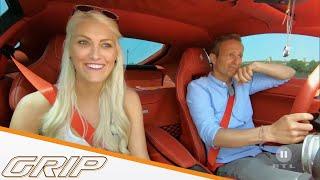 """Matthias Malmedie trifft """"Supercar Blondie"""" in Dubai - GRIP - Folge 443 - RTL2"""