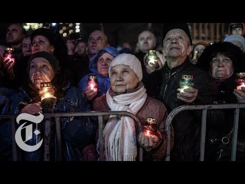 Ukraine Protest 2014: After Riots, Declaring Victory in Kiev | The New York Times
