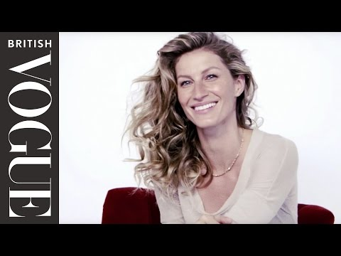 Gisele Bundchen's photoshoot challenge with Mario Testino
