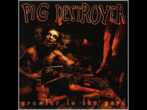 Pig Destroyer - Trojan Whore
