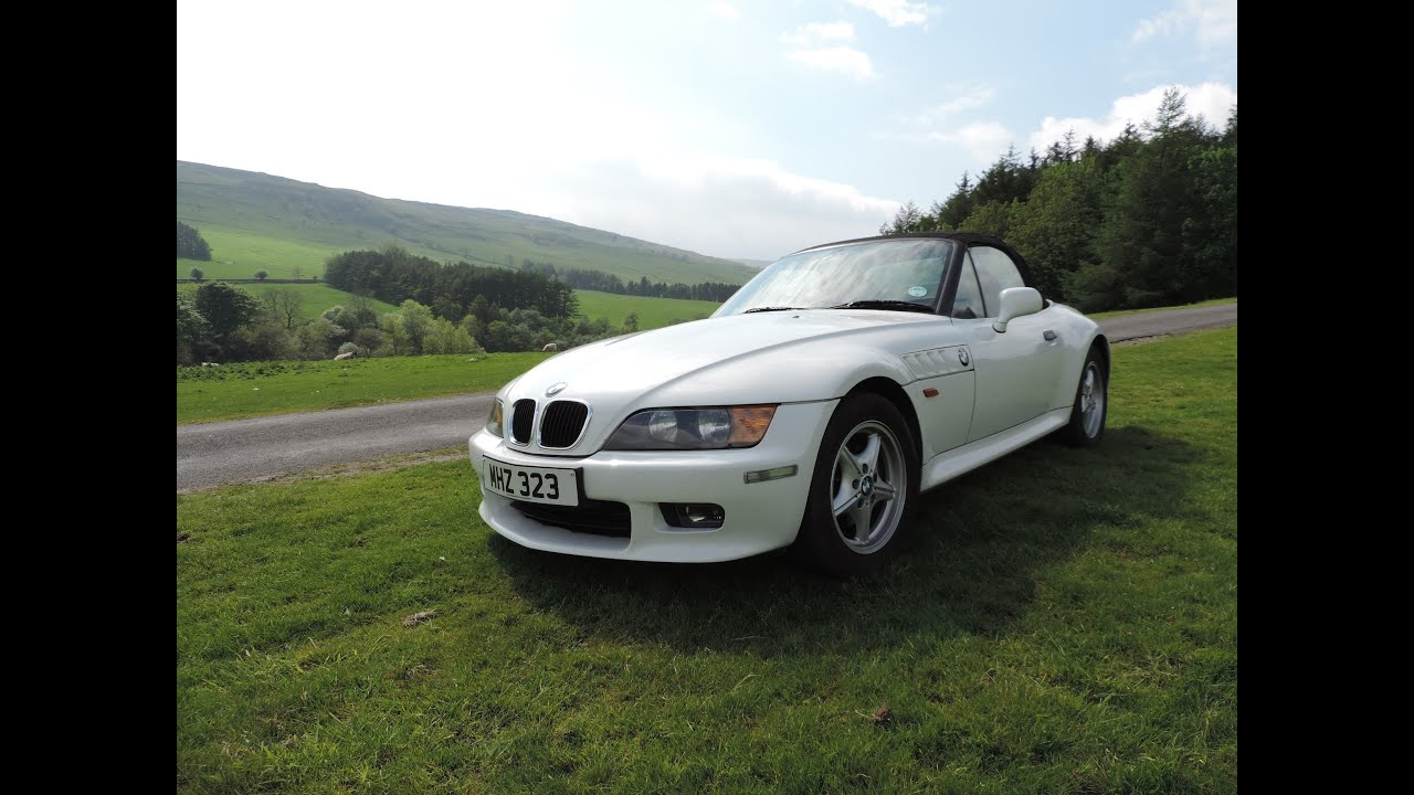1999 Bmw Z3 2 8 Review Youtube