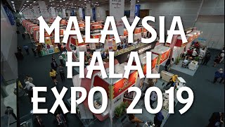 Malaysia Halal Expo 2019 for Tokyo Olympic 2020