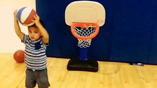 Basketball for Kids | Learn Sports for Children and Toddlers #JaiBistaShow
