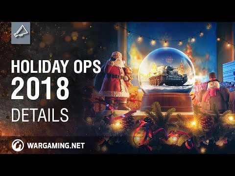 Holiday Ops 2018. Details