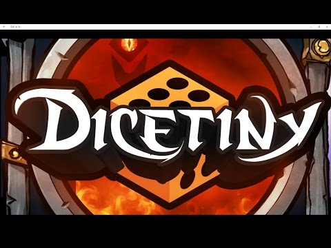 DICETINY - Steam Full Release Trailer