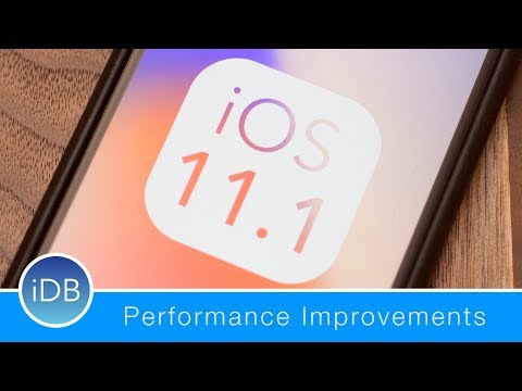 What's New in iOS 11.1 Beta 5:  Public Release Approaches
