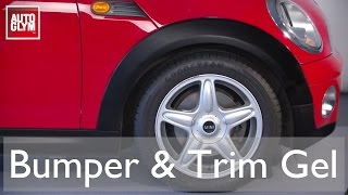 How to use Autoglym Bumper and Trim Gel
