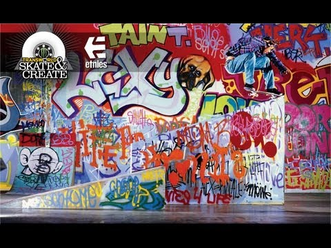 2010 Skate &amp; Create: Etnies - TransWorld SKATEboarding