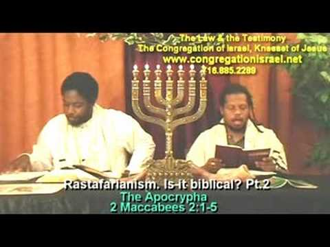 Is Rastafarianism biblical? NO! Pt.2 #2 Video
