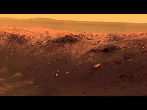 Chronological overview of the Opportunity Rover on Mars