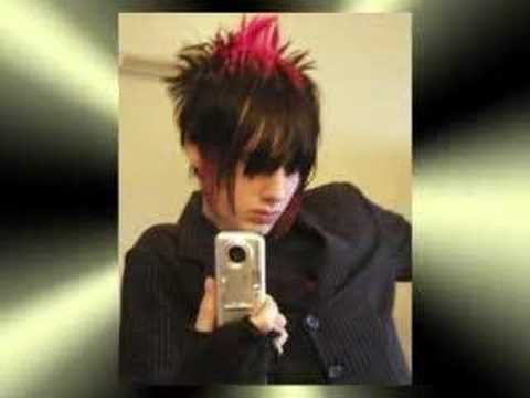 Hairstyle Youtube Boy : Scene Emo Boys - Best Hairstyles Guy Pictures - YouTube