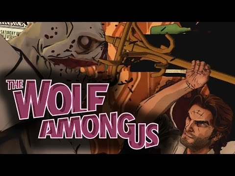 BRUTALE SCHLÄGEREI! - The Wolf Among us Ep.7 - auf gamiano.de