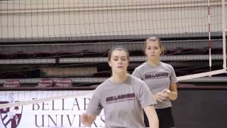 Bellarmine University's Volleyball Mid-Season 2014