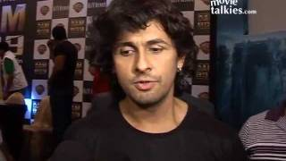 Dam 999 - Sonu Nigam at the press conference of 'DAM 999'