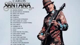 Carlos Santana EXITOS ROMANTICOS GRANDES CANCIONES ROMANTICAS Carlos Santana