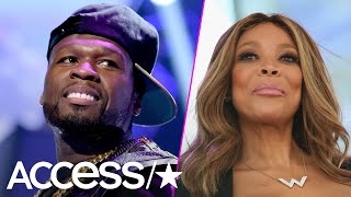 50 Cent Fiercely Drags Wendy Williams For Crashing His Party: 'I Don't Like You'