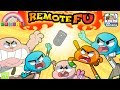 The Amazing World of Gumball: Remote Fu - Fight for your Righ...