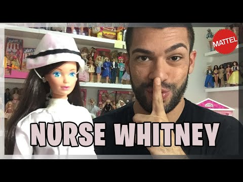 Whitney. amiga da Barbie 1987