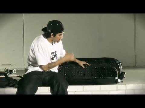 Paul Rodriguez Skate Bag
