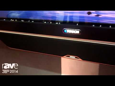 ISE 2014: CTouch Introduces Economy Range, Mid Range, and High Range Displays