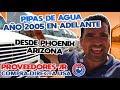 Tenemos Pipas de agua 💦 Desde Proveedor JR en Phoenix,AZ💥