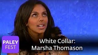 White Collar - Marsha Thomason's Return (Paley Interview)