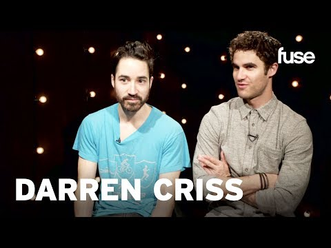 Darren Criss and His Brother Chuck Introduce Their New Band, Cheat Codes