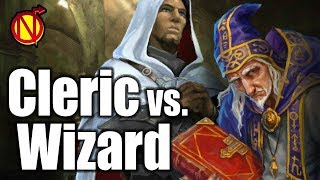 Cleric Vs. Wizard Getting the Most Out of Your D&D Spells