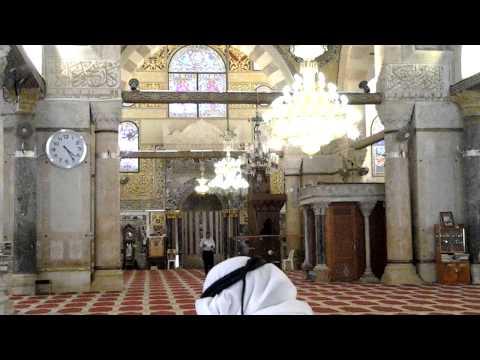 Azan Al Asr from Al Masjid Al Aqsa Al Quds (Jerusalem) Palestine...