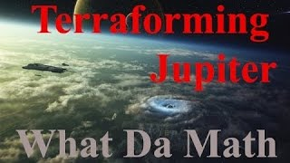 Become a spacernaut on my Jupiter one adventure