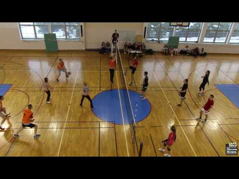 Nauczyciele Vs Uczniowie - Mecz Siatkówki