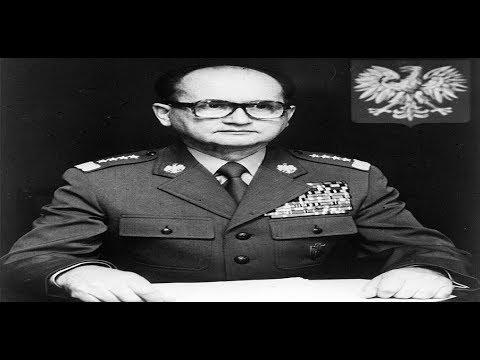 Ogłoszenie Stanu Wojennego - Wojciech Jaruzelski 13.12.1981 - Najlepsza Jakość