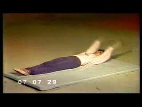 Soviet TV morning exercise program (1987)