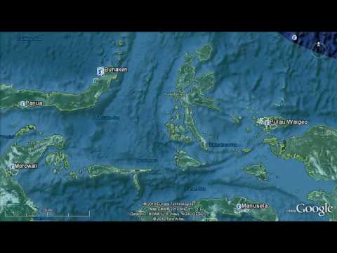 Coral Triangle MPA Google Earth Tour