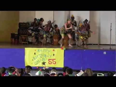 Dekornu - Ghana's Independence Day Celebration Dance - LCS