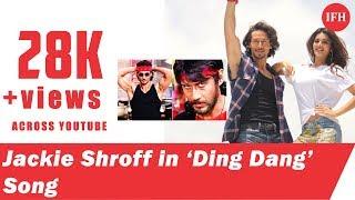 download lagu Jackie Shroff In 'ding Dang' Song  Munna Michael gratis