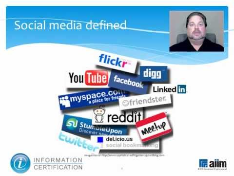 Primary Varieties of Social Media